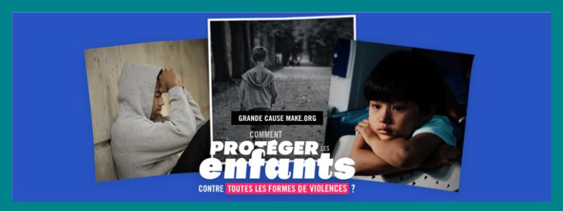 Protéger les enfants Make.org