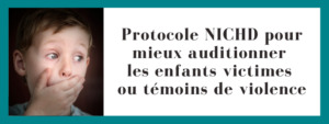 protocole nichd