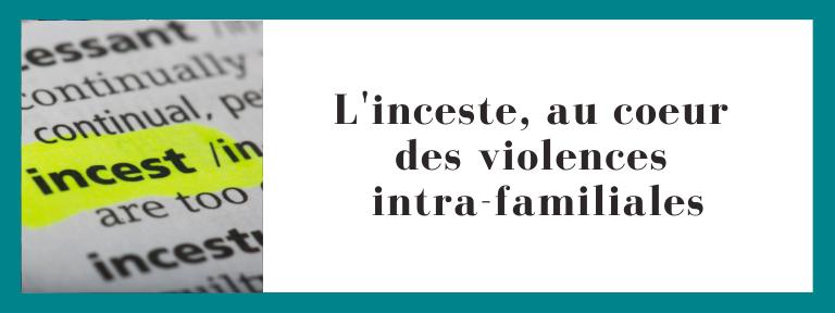 violences intra-familiales inceste